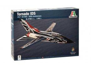 Italeri - Panavia Tornado IDS 311 GV RSV - 60th Anniversary, Model Kit 2766, 1/48