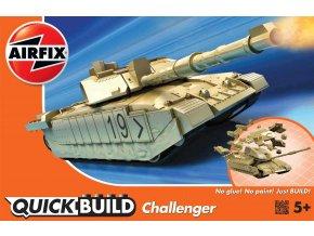 Airfix - Challenger, 1/48, Quick Build J6010