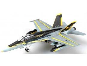 "Easy Model - McDonnell Douglas F/A-18C Hornet, US NAVY, VFA-192,""World Famous Golden Dragons"", 1/72"