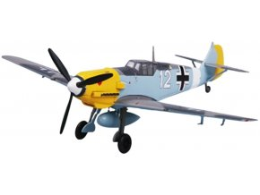 Easy Model - Messerschmitt Bf-109 E-7 / trop, JG26, 1/72