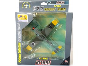 Easy Model - Messerschmitt Bf-109 E-4, 2./JG3, 1/72
