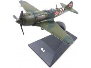 Altaya - Lavočkin La-5FN, sovětský svaz, 1/100