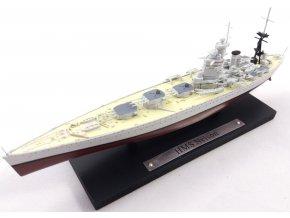 Atlas Models - Bitevní loď HMS Nelson, Royal Navy, 1/1250