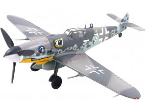 Easy Model - Messerschmitt Bf-109 G-6, JG51, Jugoslávie, 1943, 1/72