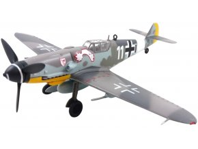 Easy Model - Messerschmitt Bf-109 G-6, VII./JG3, Německo, 1944, 1/72