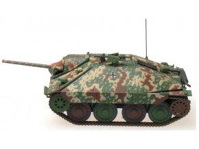 PanzerStahl - Jägdpanzer 38 ''Hetzer'', Stug.Abt 1708, Francie, 1944, 1/72