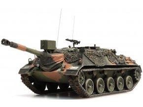 BRD Kanonenjagdpanzer 90mm, combat ready, Camuflaje, Ejército Alemán, 1 72, Artitec i12373