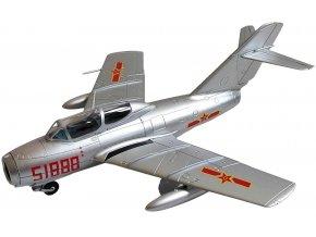 Easy Model - Mikojan-Gurevič MiG-15 UTI, čínské letectvo, 1/72