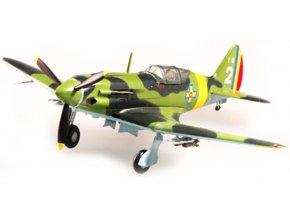 Easy Model - Mig-3, rumunské letectvo, 1/72