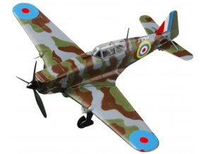 Easy Model - Morane-Saulnier MS.406, 2.letka, Haiffa, 1/72
