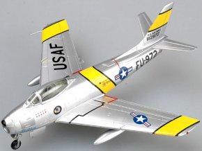 """Easy Model - North American F-86 Sabre, """"Billie/Margie"""", 1/72"""