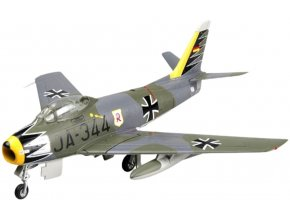 Easy Model - North American F-86F Sabre, Luftwaffe, 3./JG71, 1/72