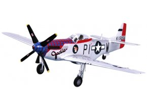 "Easy Model - North American P-51D Mustang, USAAF, 356th FG, ""Jackie"", 1/72"