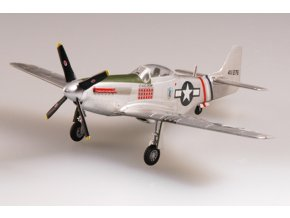 Easy Model - North American P-51K Mustang, USAAF, 23FG, Lt.Col Older, 1/72