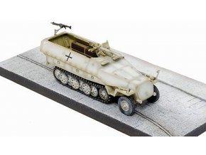 Dragon - diorama Sd.Kfz.251/10 'Hakl', německá armáda, 1/72