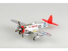 "Easy Model - Republic P-47D Thunderbolt, Tuskegee Airmen, ""Rat Hunter"", 1/72"