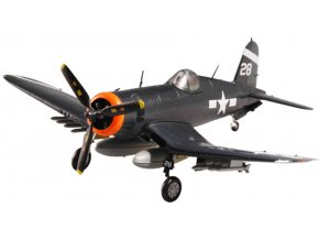 Easy Model - Vought F4U-1A Corsair, USS Hancock 1945, 1/72