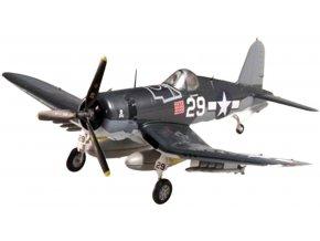 Easy Model - Vought F4U-1A Corsair, VF-17, Lt. Ike Kepford, 1/72