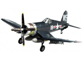 Easy Model - Vought F4U-1D Corsair, USMC, VMF-323 Death Rattlers, 1/72