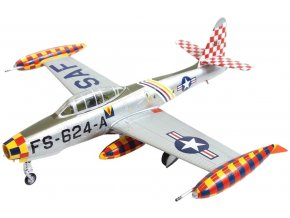 Easy Model - Republic F-84E Thunderjet, USAF, 86th FBW, Laven, Německo, 1951, 1/72