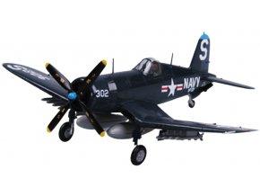Easy Model - Vought F4U-4B Corsair, VF-53, Essex, Korea, 1952, 1/72