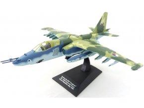 Sonic International - Suchoj Su-25K Frogfoot, české letectvo, 32. základna taktického letectva Pardubice, 1996, Signovaná edice, 1/72