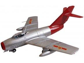 Easy Model - Mikojan-Gurevič MiG-15 Fagot, čínské letectvo, 1/72