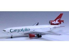 Aviation 400 - Douglas DC-10-30, dopravce Cargoitalia, Itálie, 1/400