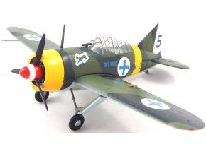 Easy Model - F2A Buffalo, finské letectvo, 453.squadrona, 1941, 1/72