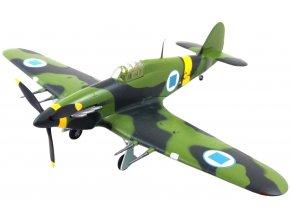 Easy Model - Hawker Hurricane Mk.II, finské letectvo, 1/72