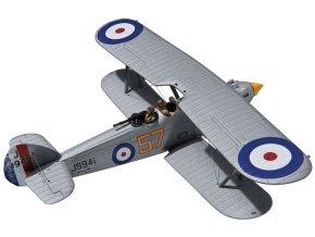 Corgi - Hawker Hart Mk.1, 54 Sqn, RAF Museum, Hendon, 1/72