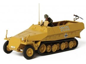"Forces of Valor - Sd.Kfz 251 Ausf.D ""Hakl"", Polsko, 1944, 1/72"