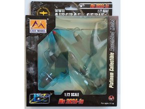 Easy Model - Messerschmitt Me-262 Schwalbe, USAAF, Screemin Meemie, 1946, 1/72