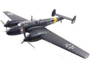 Corgi - Messerschmitt Bf-110 E-2, 5./NJG.1, Heinz-Wolfgang Schnaufer, Belgie, 1942 1/72