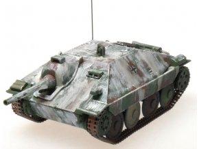 PanzerStahl - Jägdpanzer 38 ''Hetzer'', 17.div. SS panc. granátníků, 1945, 1/72