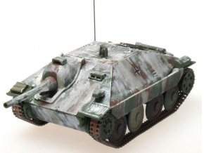 PanzerStahl - Jägdpanzer 38 ''Hetzer'', 17.div. SS panc. granátníků, 1945 1/72