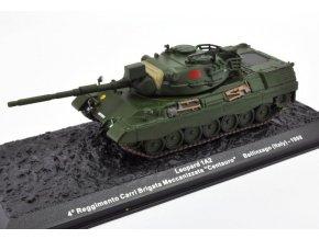 Altaya/IXO - Leopard 1A2, Itálie, 1998, 1/72