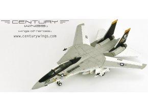 Century Wings - Grumman F-14A Tomcat, US Navy, USS Nimitz, VF-84 Jolly Rogers, AJ203, 1978, 1/72
