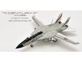 Century Wings - Grumman F-14A Tomcat, US Navy, USS Nimitz, VF-41 Black Aces, AJ100, 1978, 1/72