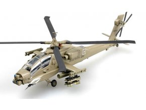 Easy Model - AH-64A Apache, 1.obr. divize, Irák, 2004, 1/72