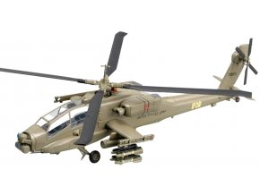 Easy Model - AH-64A Apache, US Army, IFOR, Bosna, 1996, 1/72