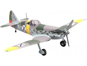 Easy Model - Dewoitine D.520, bulharské letectvo, 1/72