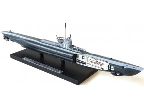 Atlas Models - ponorka Type VIID, U-214, Kriegsmarine, 1943, 1/350