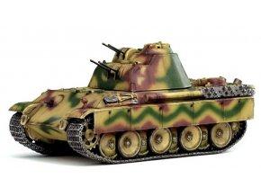 Dragon - Flakpanzer 341 s 2 cm flakem, Německo, 1945, 1/72