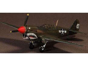 WarMaster - Curtiss P-40 N Warhawk, 74.squadrona, 1944, 1/72