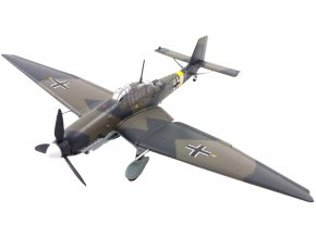 Easy Model - Junkers Ju-87D Stuka, Luftwaffe, StG 3, S7+IR, 1943, 1/72