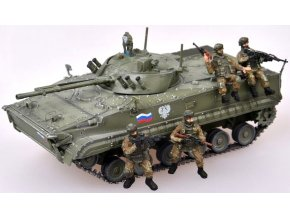 0003365 russian army bmp3m ifv with 4 soldiers2010s