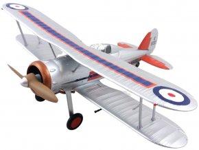 Easy Model - Gloster Gladiator Mk.I, RAF, 1/48