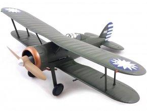 Easy Model - Gloster Gladiator Mk.I, čínské letectvo, 1/48