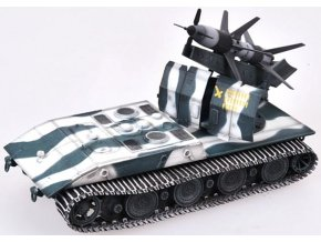 0003520 german wwii e 100 panzer weapon carrier with rheintochter 1 missile launcher 1946